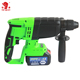 electric brushless motor impact hammer drill