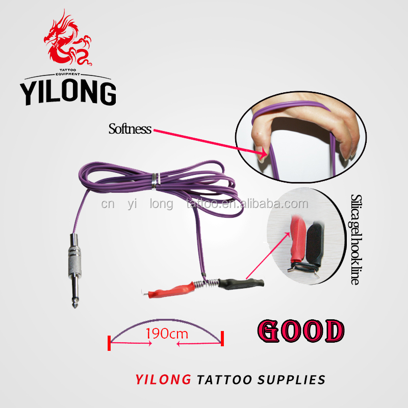 Yilong power clipcord tattoo company for tattoo machines -2