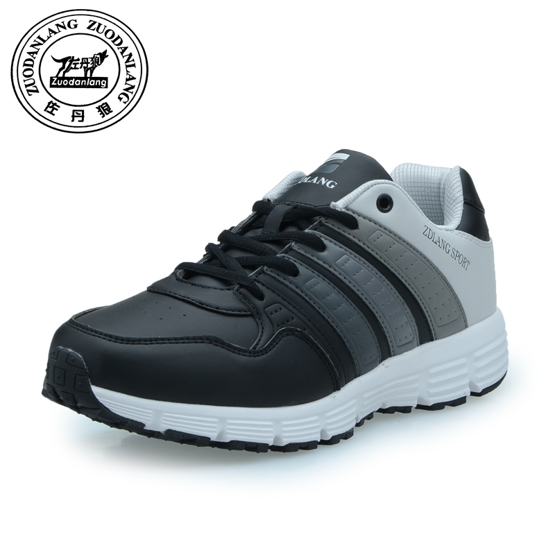 Sport shoes slip-resistant wear-resistant autumn and winter running shoes Men