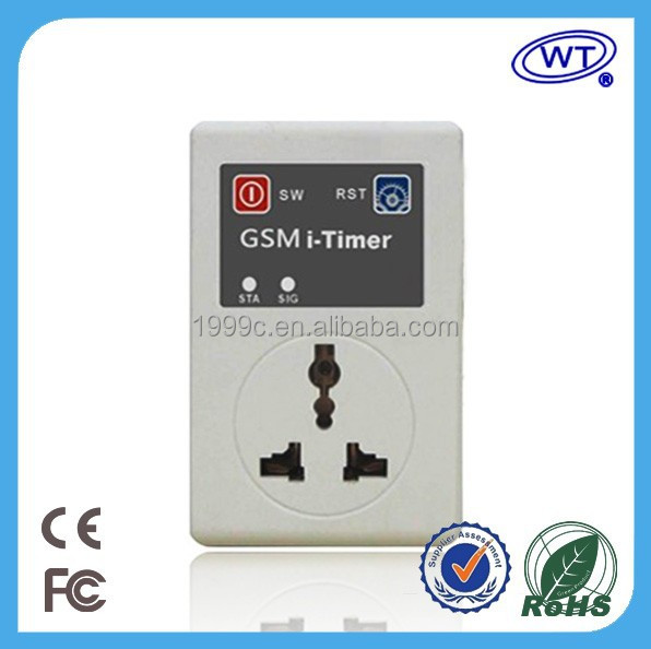 Remote Control Gsm Power Outlet
