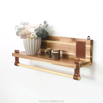Muur Plank Hout.Decoratieve Muur Hout Lederen Opknoping Plank Buy Houten Muur Ovaal Plank Hoek Wandplank Hout Verontruste Houten Muur Plank Met Haken Product On