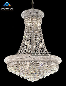 Small Hanging Crystal Lamp Fixture Wholesale