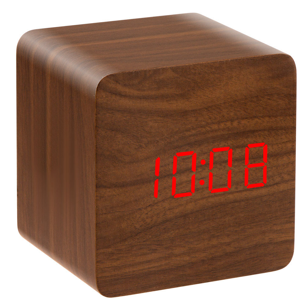 Vibrating Alarm Clock with Bed Shaker,CE Travel Alarm Clock.led digital table clock