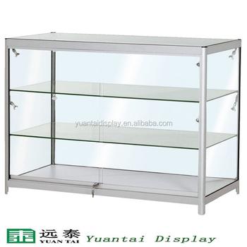 Used Corner Gl Display Cabinet