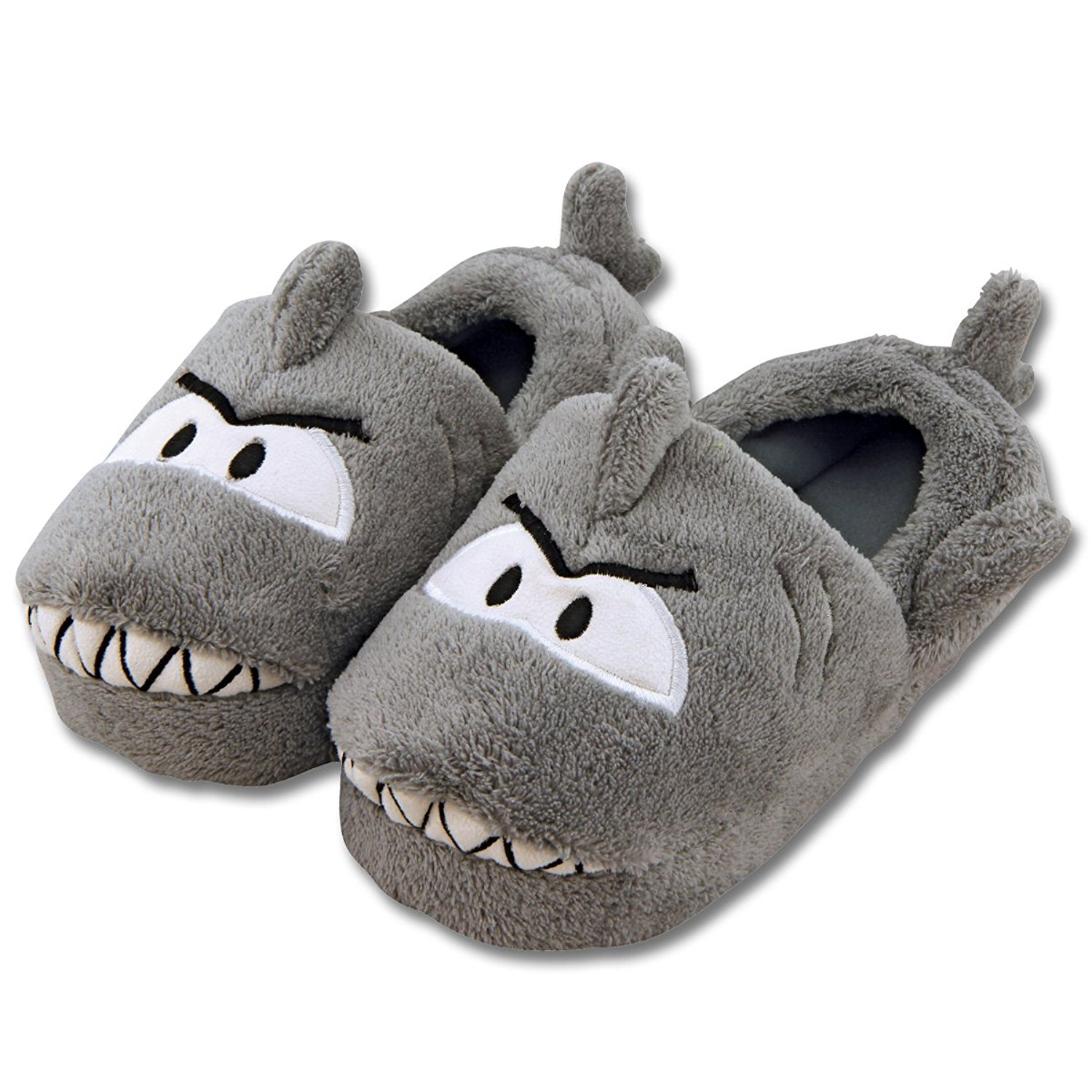 74c9ca23464 Get Quotations · Stephen Joseph Toddler Silly Slippers