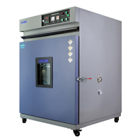 Professional Industrial electric 700 degree high temperature hot air circulating drying ovens for laboratory