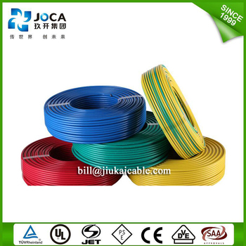 No.3493- Green Yellow Grounding Wire 120mm Pvc Insulated Earthing ...