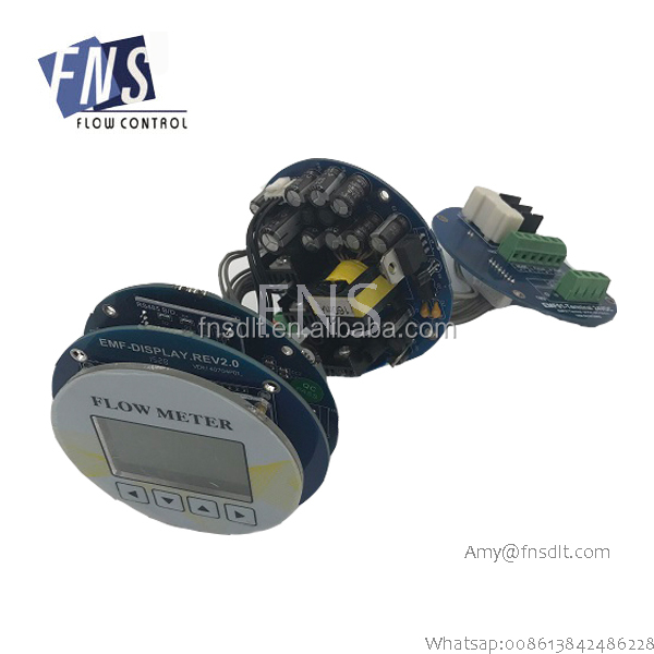 FNS Blind via Multilayer Lithium electromagnetic flow meter PCB energy meter pcb
