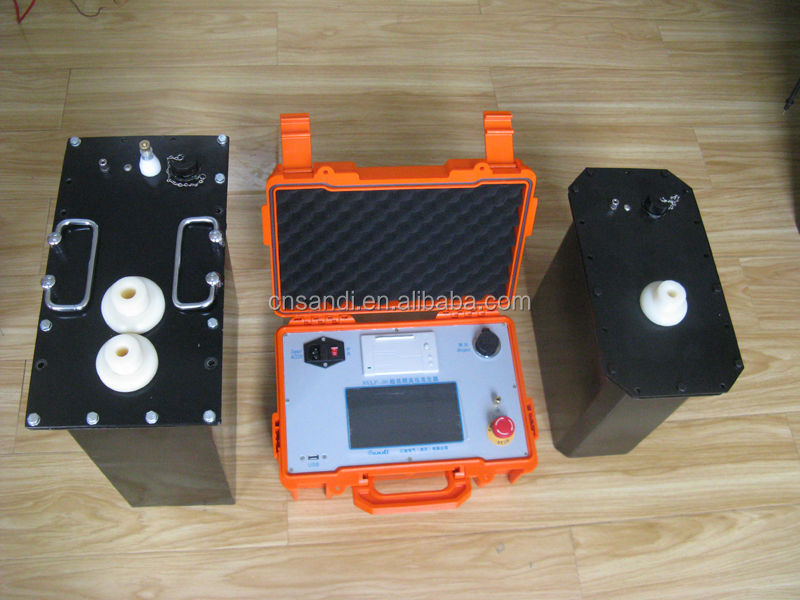 Very Low Frequency Withstand Voltage Testing Equipment Vlf