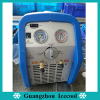 1HP Single cylinder refrigerant recovery unit Machine RR500 For R22 R134 R410A