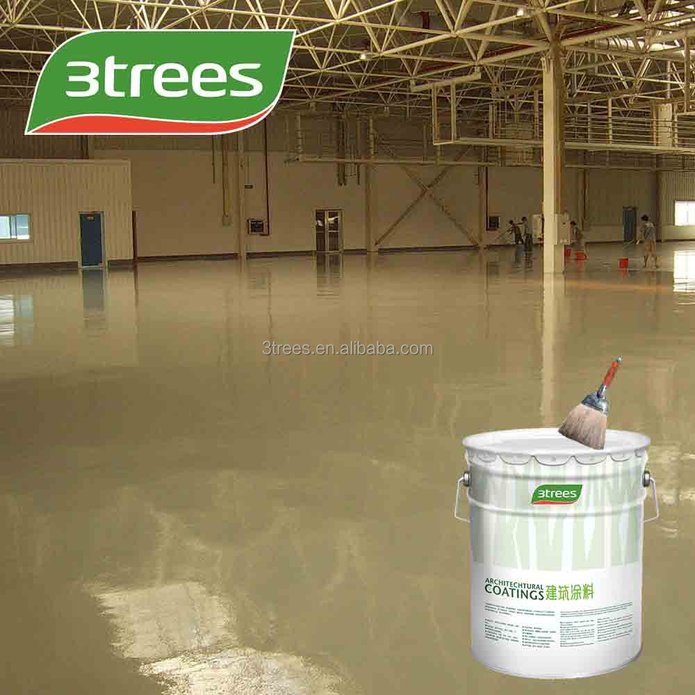 3trees Low Voc Thin Apply Epoxy Floor Coating
