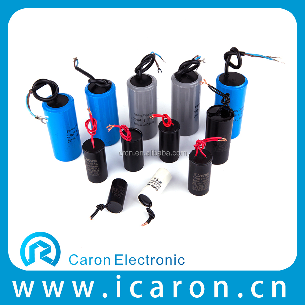 factory outlet huizhong cbb60 capacitor 250v in submersible pump