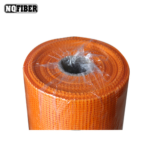Hot sale eifs alkaline resist resistant resin coated roofing net fiberglass mesh 145g 20cm for plastering mosaic with low price