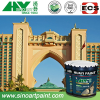 20 years professional factory exterior rough texture wall paint for engineering