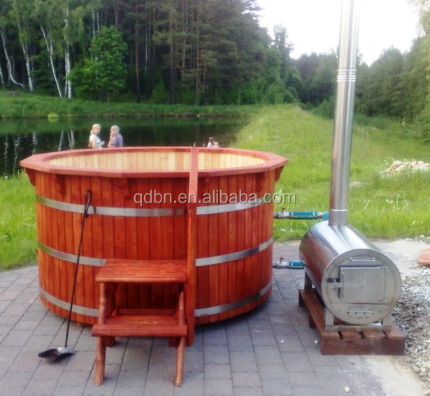 Outdoor Use Water Heater Wood Fired Stove For Hot Tub