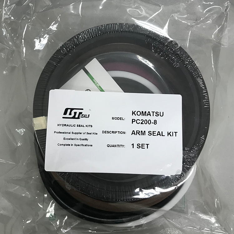 JST seals hydraulic hammer seal kit