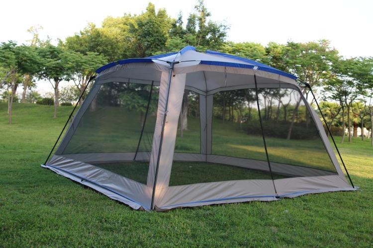 acheter 4 coins tonnelle de jardin multiplayer tente loisirs de camping du. Black Bedroom Furniture Sets. Home Design Ideas