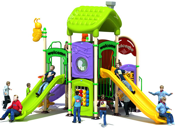 Juguete Al Aire Libre Juegos Infantiles Para Jardin De Plastico
