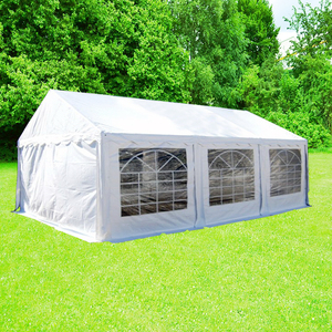China wholesale hot sale 5x6m outdoor garden party tent for sale