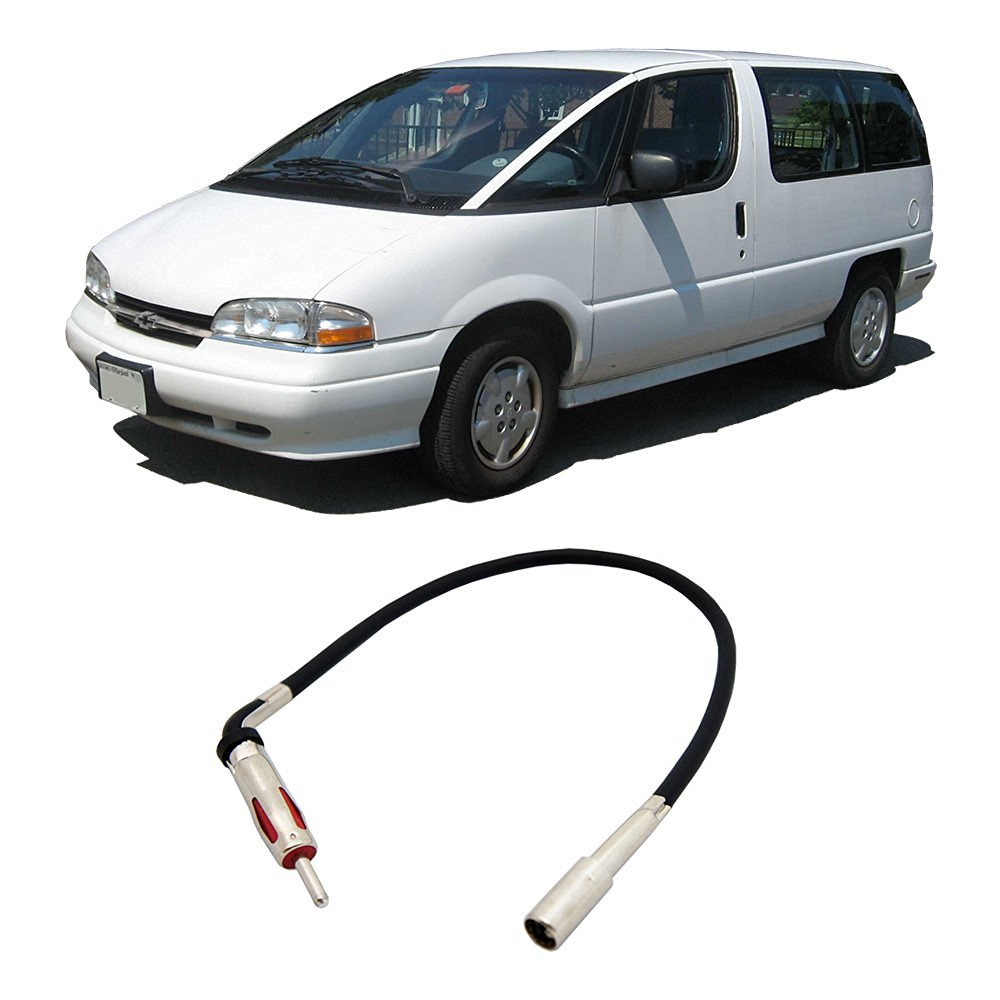 Get Quotations · Chevy Lumina APV 1990-1996 Factory Stereo to Aftermarket  Radio Antenna Adapter