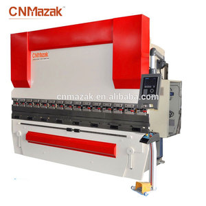 4 axis CNC Press Brake 300 ton CNC Hydraulic Press Brake with Delem DA52s