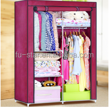 GD SRN1305 Wardrobe For Small Spaces Cheap Closets Modern Bedroom Furniture
