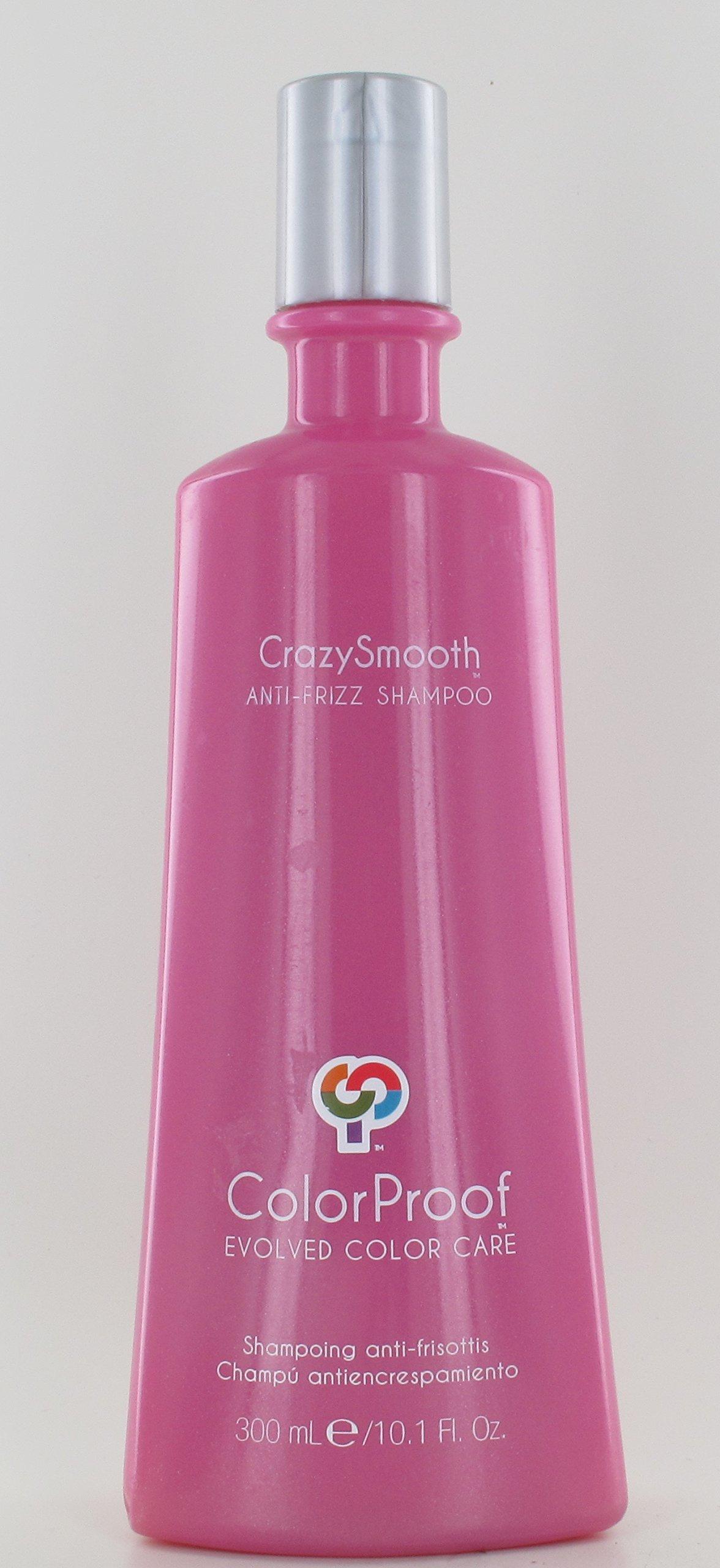 ColorProof CrazySmooth Anti-Frizz Shampoo 10.1oz