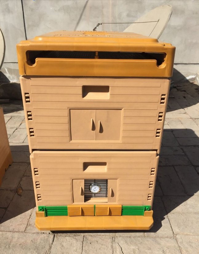 With Low Price Chinese Plastic Bee Hive Or Fir Wood