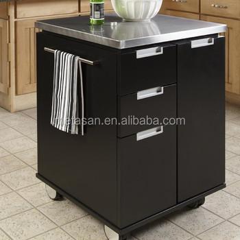 Portable Custom Metal Kitchen Trolley Cart Cabinet Buy Kitchen Cabinet Metal Kitchen Trolley Kitchen Cart Product On Alibaba Com