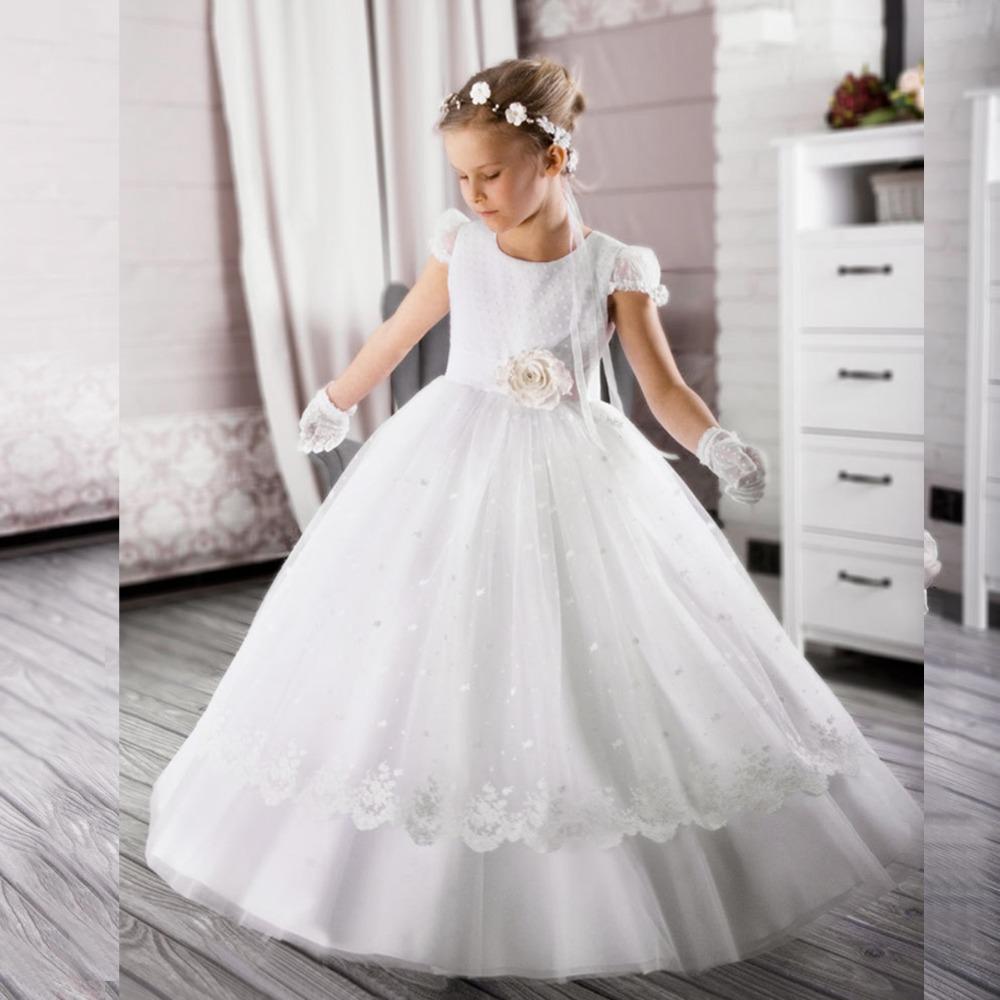6d34d20b0 Venta al por mayor designer first communion dresses-Compre online ...