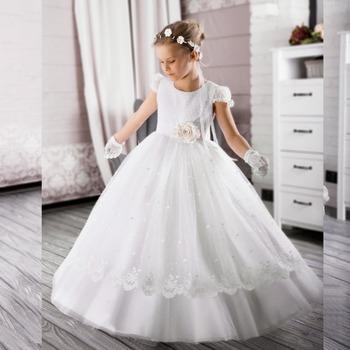 Vestidos primera comunion nina elegantes