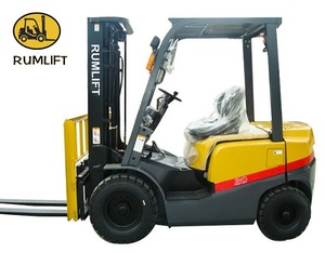 heli forklift truck price with 5 ton load capacity