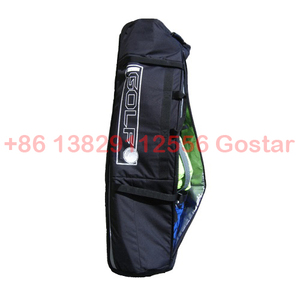 kid nylon golf travel bag