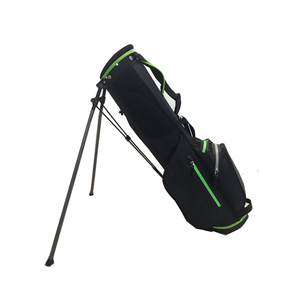 Golf bag with stand attachment golf bag parts