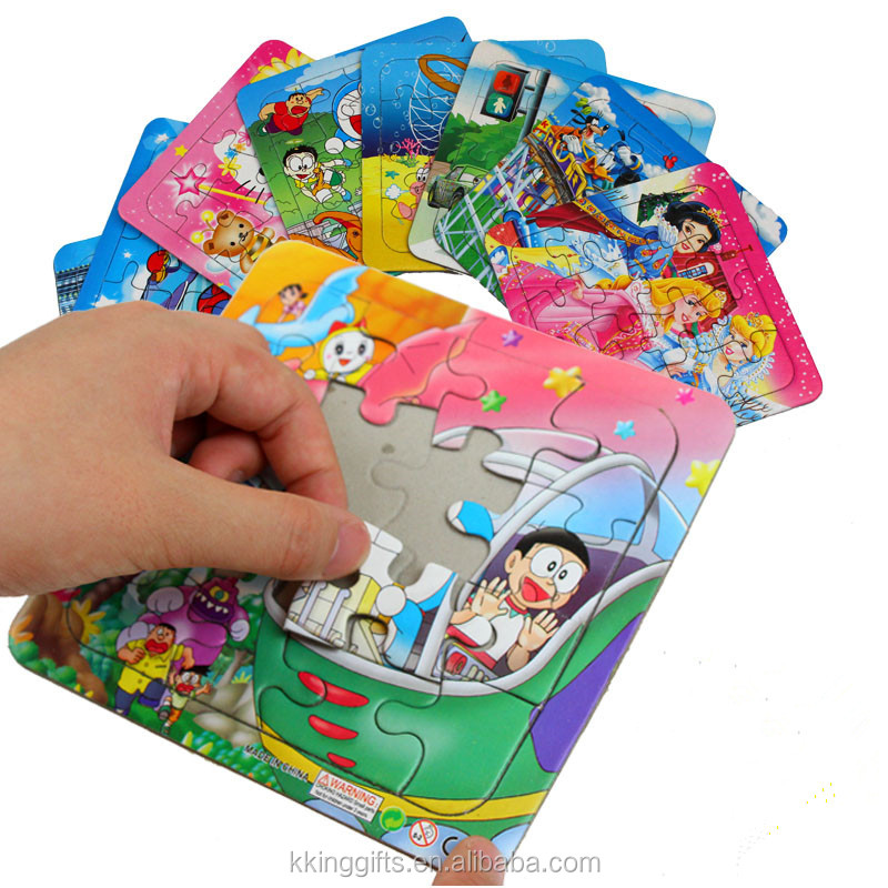 China Online table puzzle/custom puzzle frame and nail puzzle for Promotion