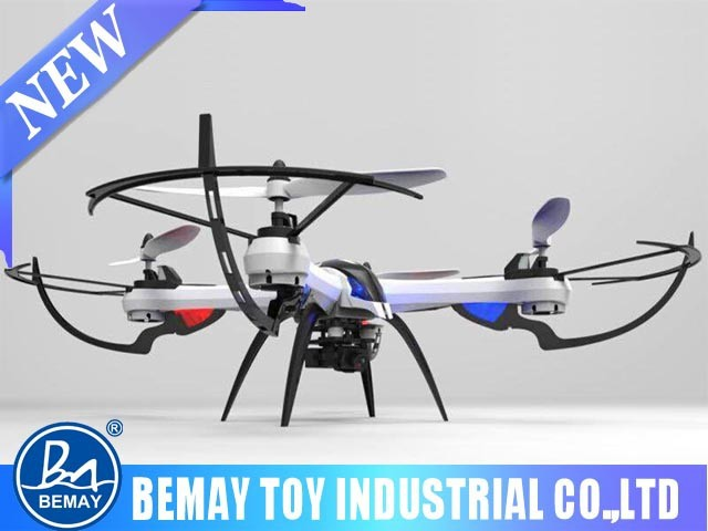 4CH RC Quadcopter RTF 2.4GHz With IOC w/o Camera LCD Display Drone
