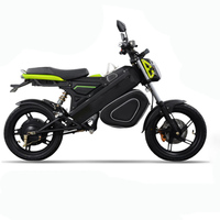 Racing adult high speed electric motorcycl
