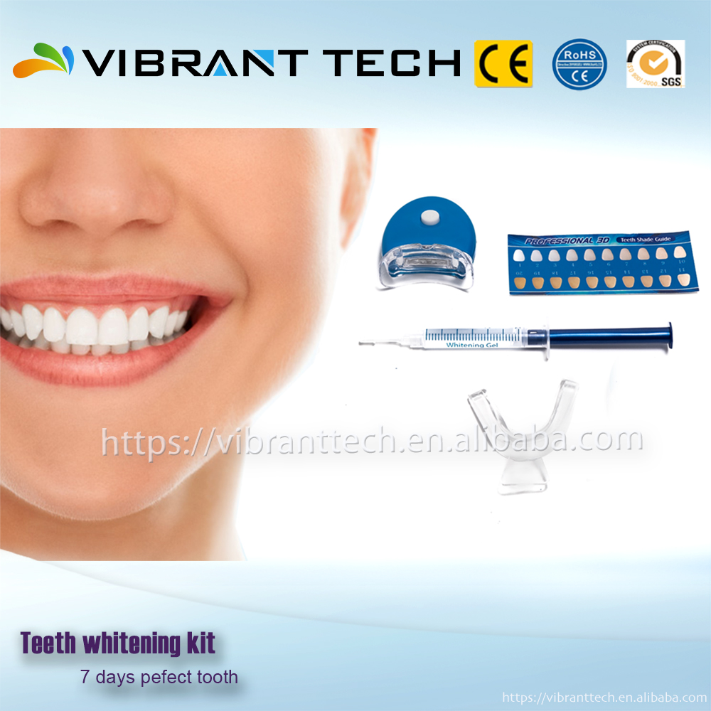 Teeth Whitening Kits Private Logo Led Teeth Whitening Lamp Home