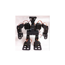 DIY Education Robot Kit 9 Degrees of Freedom Humanoid Robot Biped