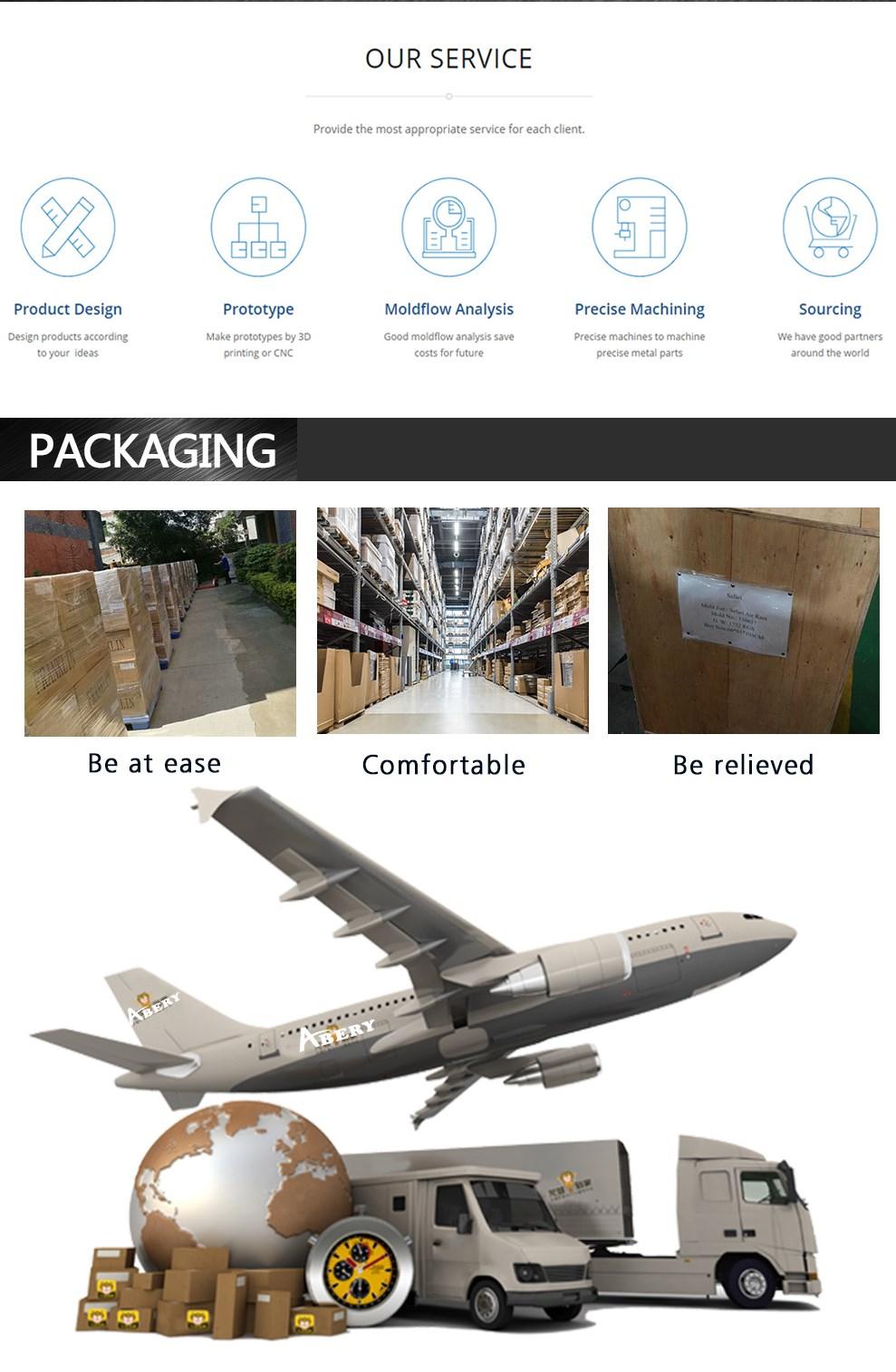 Rubber &PlasticsOEM accept customizedplasticinjectionpart in high quality 17