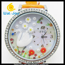 korea hand made ladies mini watch paypal (SW-637)
