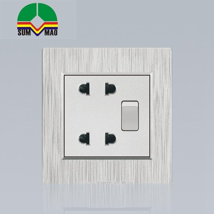 South Africa Multi Plug Sockets 3 Pin Plug And Socket New Multi Pin Round Plug Socket