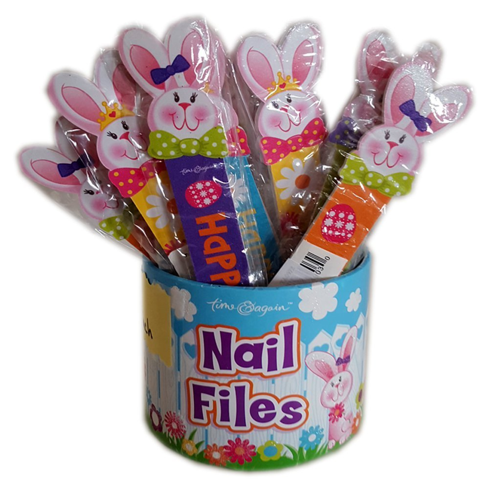 Cheap happy easter gift find happy easter gift deals on line at time again happy easter easter themed nail files gift bundle negle Gallery