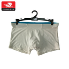 Factory price custom your own brand absorb sweat breathable cotton Mens boxer shorts