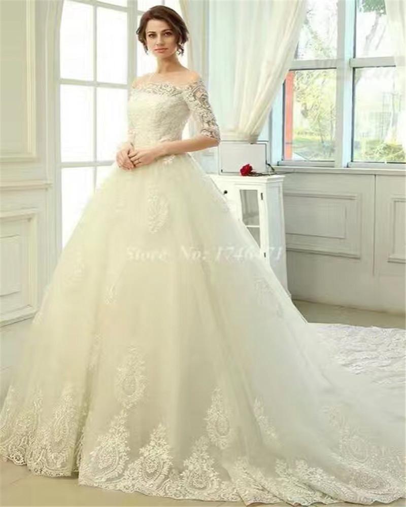 Venta al por mayor vestidos de novia country-Compre online los ...
