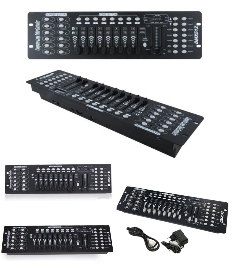 Stage Light Dmx Controller 512 /Sunny 192 Controller