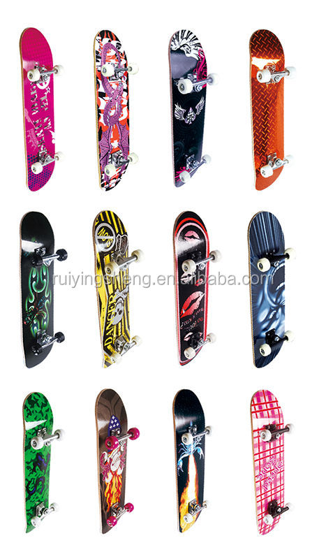 21*6 inch single tail Skateboard