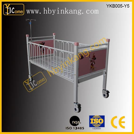 Good Design Flat Hospital baby hospital bed for sale