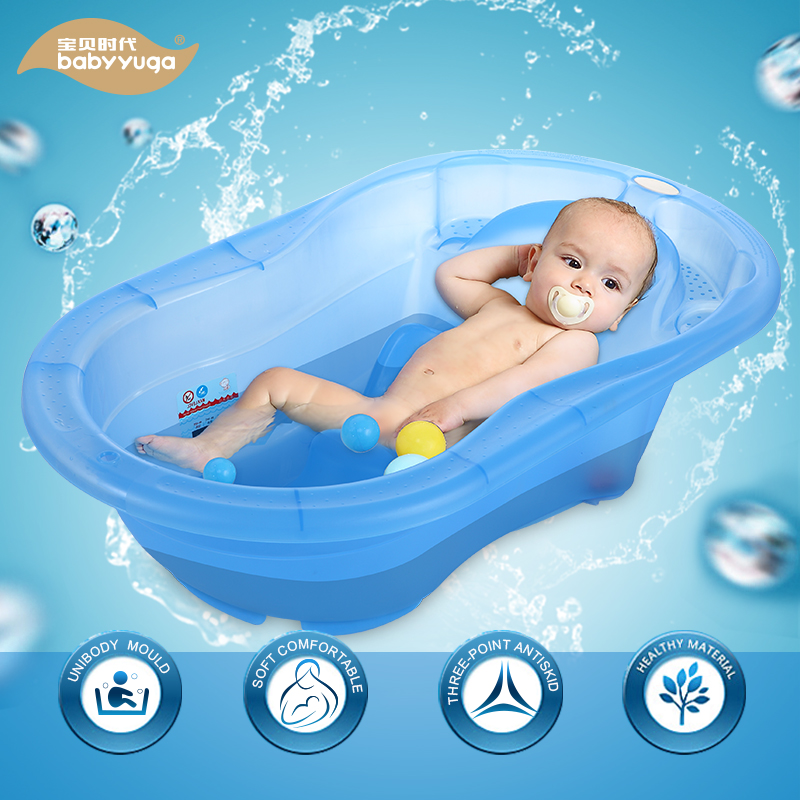 New Born Baby Items Transparent Kids Bathtub With En71 - Buy New ...