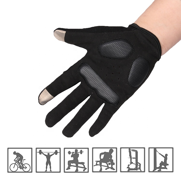 Weightlifting Sports Fitness Non-slip Cycling Gloves